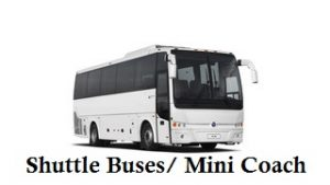 Shuttle Buses Mini Coaches