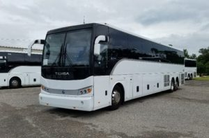 Luxury Limousine Bus